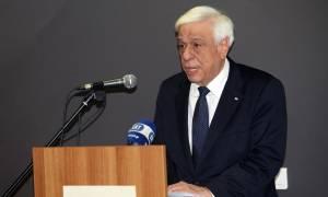 Αυστηρό μήνυμα Παυλόπουλου στην Τουρκία από την Τρίπολη