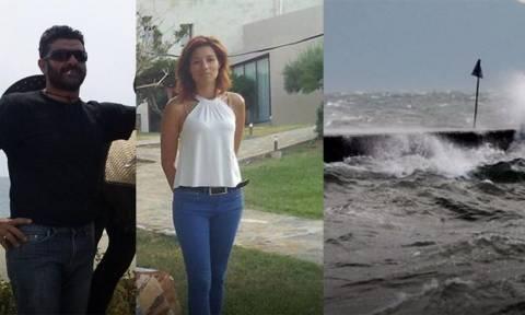 Κρήτη: Σπαραγμός στο μνημόσυνο για την μητέρα που πνίγηκε ενώ προσπαθούσε να σώσει στα παιδιά της