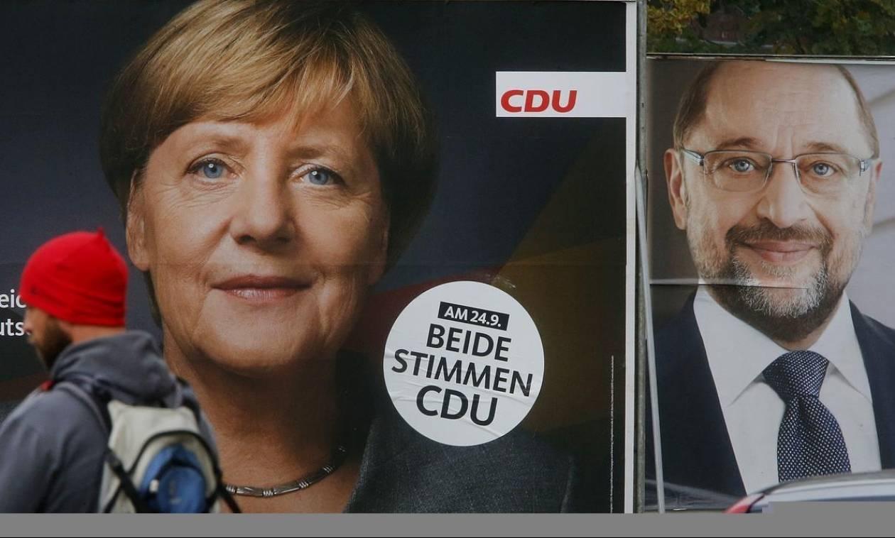 Γερμανικές εκλογές: Στο 75,6% η συμμετοχή – Δείτε τα τελευταία αποτελέσματα