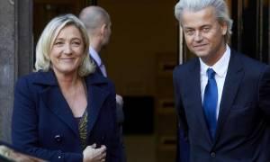 Γερμανικές Εκλογές: Μαρίν Λεπέν και Γκέερ Βίλντερς συνεχάρησαν το ευρωσκεπτικιστικό AfD