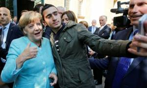 Γερμανικές εκλογές: Πανηγυρισμοί αλλά και… φόβος για το αποτέλεσμα από τους Σύρους πρόσφυγες