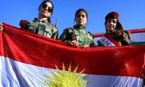 Ιστορικές στιγμές: Οι Κούρδοι ψηφίζουν για την ανεξαρτησία τους – Με πόλεμο απειλεί ο Ερντογάν (Vid)