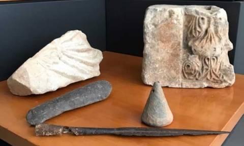 «Ορφανός» σάκος με... αρχαία βρέθηκε στα Γιάννενα!