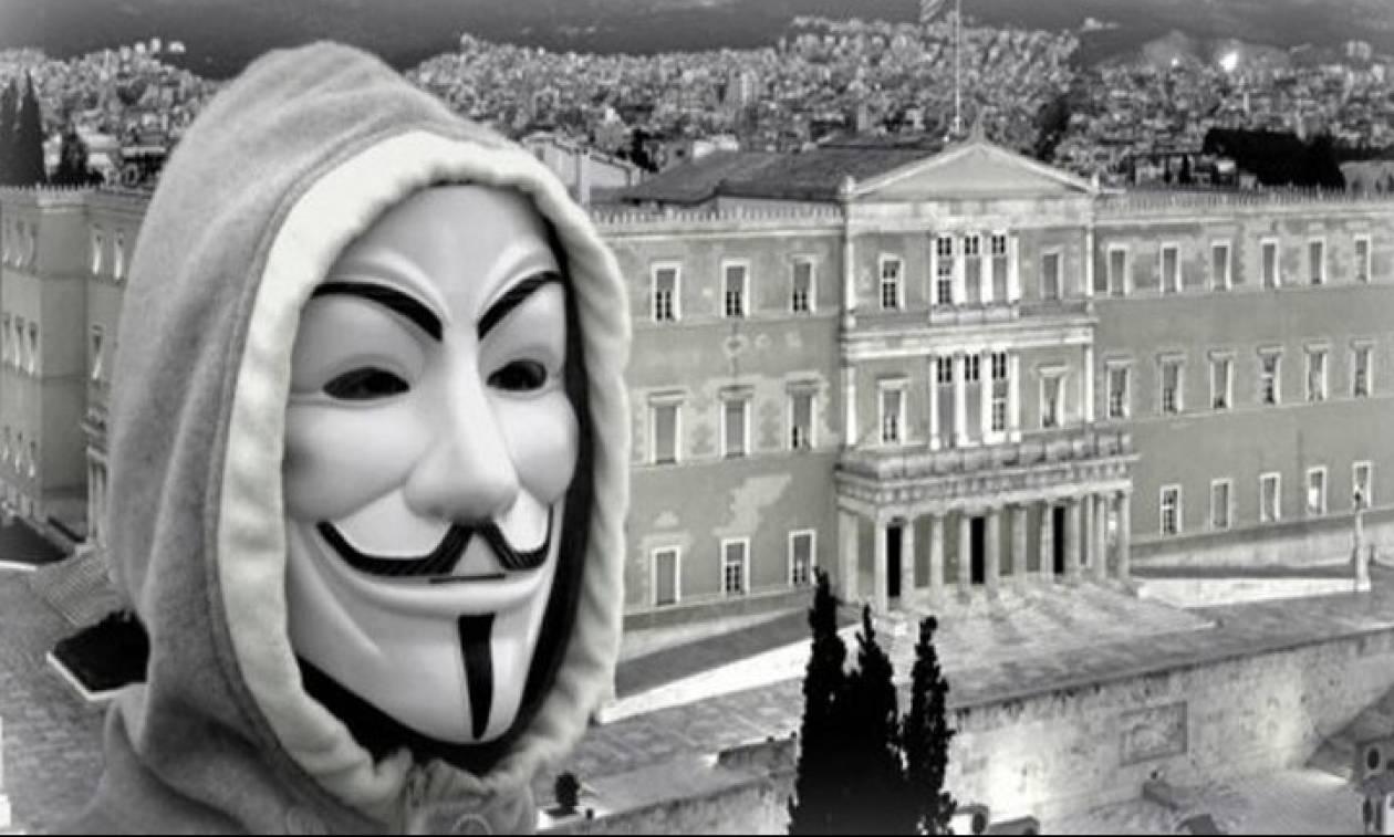 Νέες απειλές των Anonymous: Τα χειρότερα έρχονται! Μια λάθος κίνηση και...