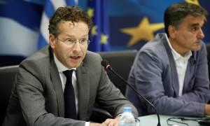 Ντάισελμπλουμ: Έξοδος της Ελλάδας από το μνημόνιο αλλά… με εποπτεία