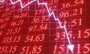 Στο «κόκκινο» με -4,06% έκλεισε το Χρηματιστήριο Αθηνών