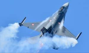 Τουρκικές προκλήσεις στο Αιγαίο: 43 παραβιάσεις από τουρκικά μαχητικά