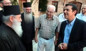 Ανεπιθύμητος ο Τσίπρας στο Άγιο Όρος – Γιατί είπαν «όχι» οι μοναχοί στην επίσκεψή του