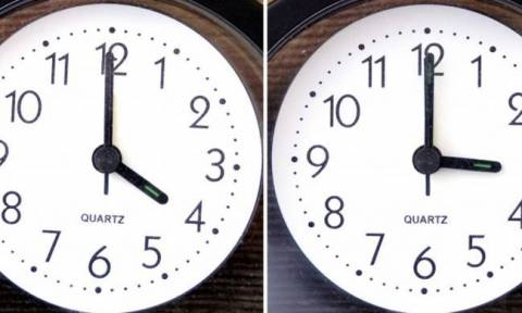 Αλλαγή ώρας 2017: Πότε γυρίζουμε τα ρολόγια μας μία ώρα πίσω