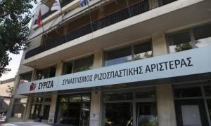 Συναγερμός για ύποπτο αυτοκίνητο στα γραφεία του ΣΥΡΙΖΑ στην Κουμουνδούρου