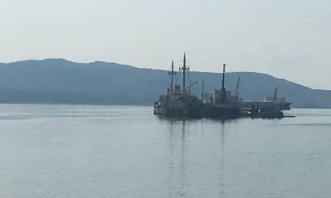Αυτό είναι το πλοίο που βούλιαξε στον Ασπρόπυργο - «Αμελητέα» η ρύπανση που προκλήθηκε