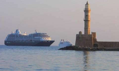 Συνεχείς αφίξεις κρουαζιερόπλοιων στο λιμάνι της Σούδας!
