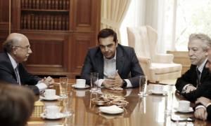 Τετ-α-τετ Τσίπρα με το νέο προεδρείο του Αρείου Πάγου: Τι συζητήθηκε