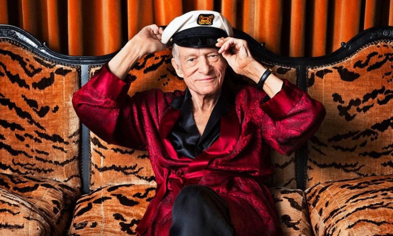 Πέθανε ο ιδρυτής του Playboy Χιου Χέφνερ