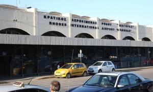 Έκλεισε προσωρινά το αεροδρόμιο της Ρόδου - Δείτε γιατί