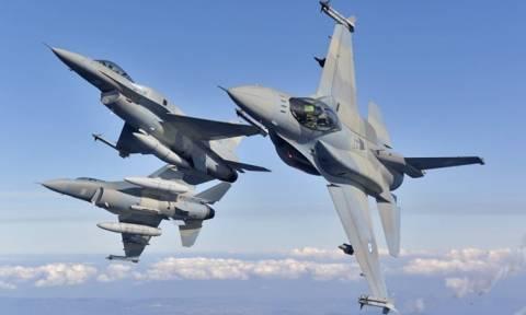 «Σφαλιάρα» στους Τούρκους! Ελληνικά F-16 έστησαν «καρτέρι» σε τουρκικά