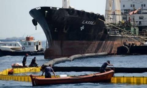 Ποινή φυλάκισης δυο ετών με αναστολή για τον πλοίαρχο του «Lassea»