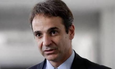 Επίθεση Μητσοτάκη στην κυβέρνηση για τα ταξί: «Ταυτίζεται με στενά συντεχνιακά συμφέροντα»