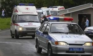 Συναγερμός στη Σιβηρία - Στρατιώτης εκτέλεσε τρεις και εξαφανίστηκε οπλισμένος