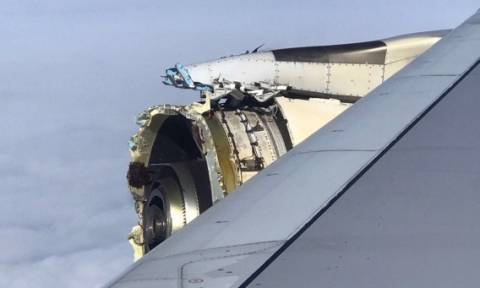 Αν φοβάσαι τα αεροπλάνα μη δεις αυτό το βίντεο... Πτήση τρόμου της Air France