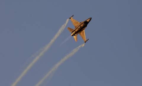 Υπερηφάνεια: Ελληνικά F-16 «σκίζουν» τους αιθέρες στην Κύπρο (vid)