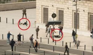 Μασσαλία: Με χασαπομάχαιρο έσφαξε τις δύο νεαρές κοπέλες στο τρένο (pics-vid)