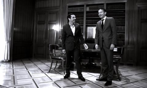 Ντάισελμπλουμ από άλλη… διάσταση: «Επιτυχημένος πολιτικός ο Τσίπρας, τον θαυμάζω!»