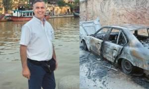 Μιχάλης Λεμπιδάκης: Εδώ κρατούσαν τον επιχειρηματία οι απαγωγείς (pics&vid)