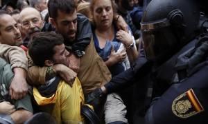 Σφοδρές αντιδράσεις στο Ευρωκοινοβούλιο για τα όσα συνέβησαν στην Καταλονία