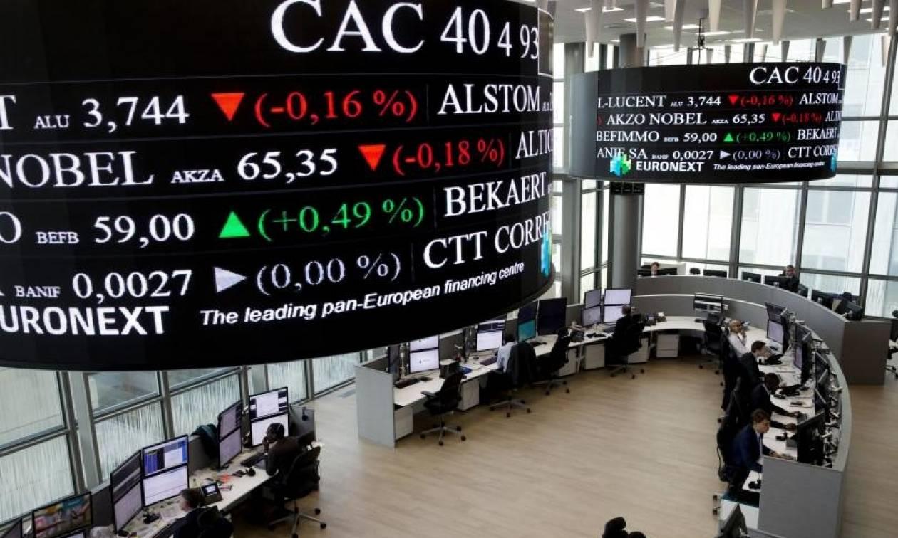 Χρηματιστήρια: Μεικτές τάσεις με φόντο τις εξελίξεις στην Καταλονία