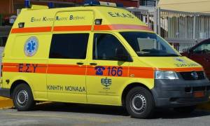 Νέο αιματηρό τροχαίο στην Κρήτη: Νταλίκα προσέκρουσε σε δέντρο – Νεκρός ο οδηγός