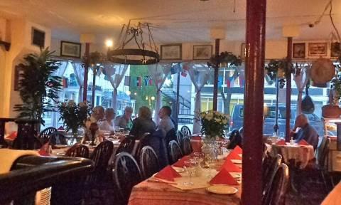 Λουκέτο στο πιο βρώμικο ελληνικό εστιατόριο