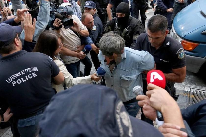 Υπόθεση Λεμπιδάκη: Βαρύτατες κατηγορίες αντιμετωπίζουν οι 8 συλληφθέντες