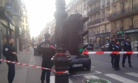 Γαλλία: Ισχυρή έκρηξη στο Παρίσι