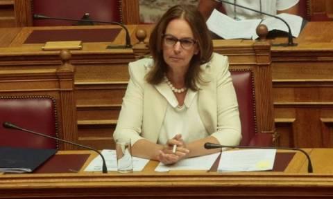 Παπανάτσιου για Ελληνικό: Πολιτική μας βούληση να προχωρήσει η επένδυση