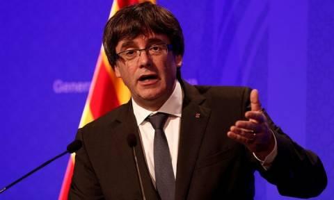 Ηγέτης Καταλονίας στην Bild: Αισθάνομαι ήδη πρόεδρος μιας ελεύθερης χώρας