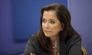 Μπακογιάννη: «Αφήγημα Τσίπρα οι δήθεν επενδύσεις» -  Πόσες έχουν υποβληθεί προς έγκριση;