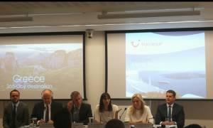 Στον ελληνικό τουρισμό θέλει να επενδύσει η TUI