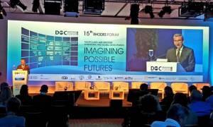 На Родосе проходит юбилейный 15-й форум «Диалог цивилизаций»