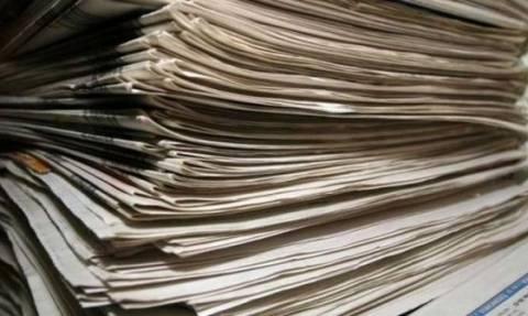 «Λουκέτο» έβαλαν δύο ιστορικές εφημερίδες
