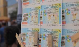 Κέρδη άνω των 3,6 εκατομμυρίων ευρώ μοίρασε το Λαϊκό Λαχείο τον Σεπτέμβριο - Στη Δράμα ο νικητής