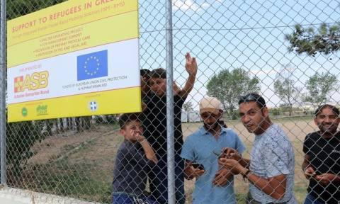 «Χαστούκι» της Ύπατης Αρμοστείας του ΟΗΕ στην Ελλάδα – Όχι ξανά πρόσφυγες θαμμένοι στο χιόνι