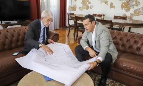 Μέγας Αλέξανδρος: Πάρκο ευρωπαϊκών προδιαγραφών γίνεται το πρώην ορφανοτροφείο
