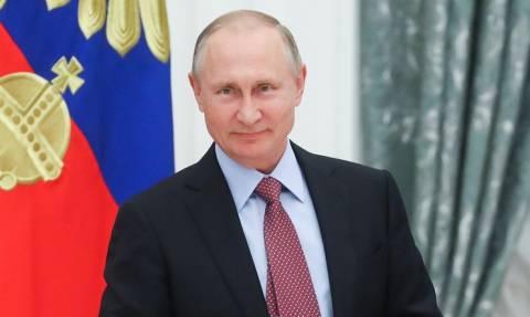 Владимиру Путину исполняется 65 лет