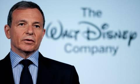 Κανείς δεν περίμενε τη δήλωση αυτή από τον πρόεδρο της Disney