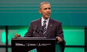 Ηχηρή παρέμβαση Μπαράκ Ομπάμα