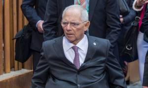 Ο Σόιμπλε αποχωρεί και άρχισε τα καλά λόγια για την Ελλάδα