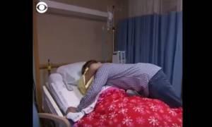 Συγκλονιστικό βίντεο: Η συνάντηση ενός άνδρα με τη γυναίκα που έσωσε από το μακελειό στο Λας Βέγκας