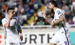 Kύπρος-Ελλάδα 1-2: Ποτέ δεν πεθαίνει!