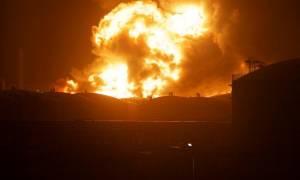 Γκάνα: Ισχυρή έκρηξη με νεκρούς σε σταθμό φυσικού αερίου